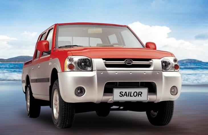 Пикап Great Wall Sailor, 2003-2008
