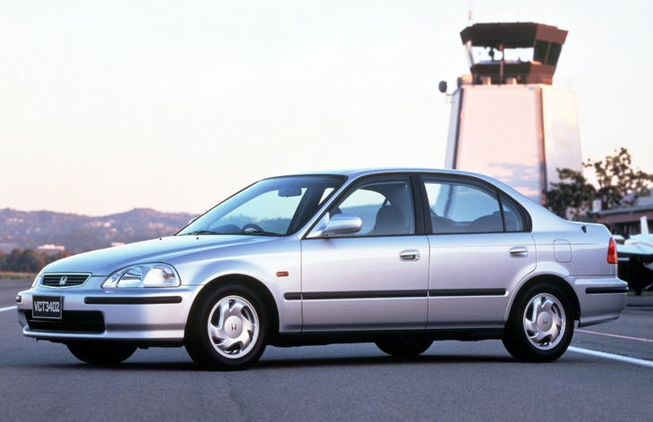 honda civic 1996-2000 проблемы