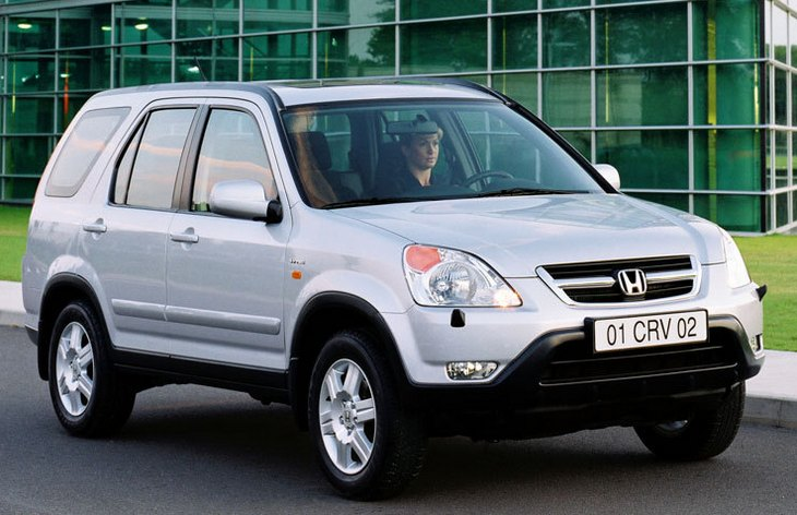 Хонда срв 2 фото