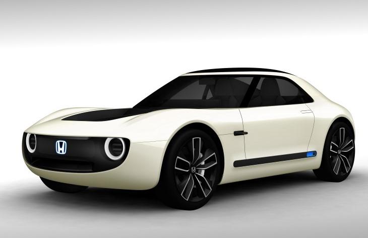 хонда концепт кар