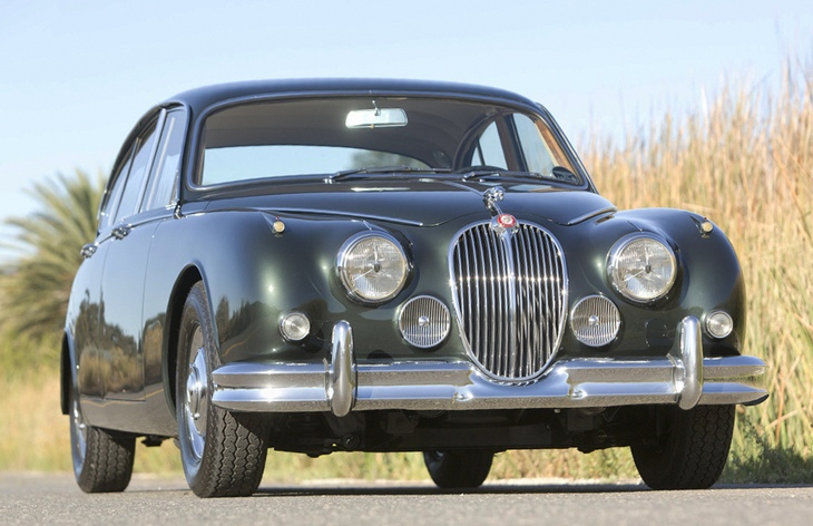 Седан Jaguar Mark 2, 1959–1967