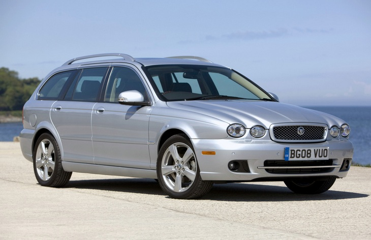 Универсал Jaguar X-Type Estate, 2004–2009