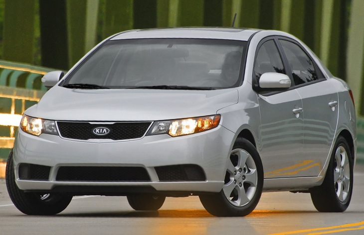 Kia Forte — история модели, фото, цены