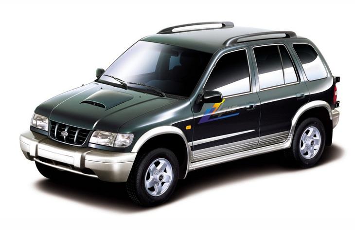 Внедорожник Kia Sportage первого поколения (1993-2002)