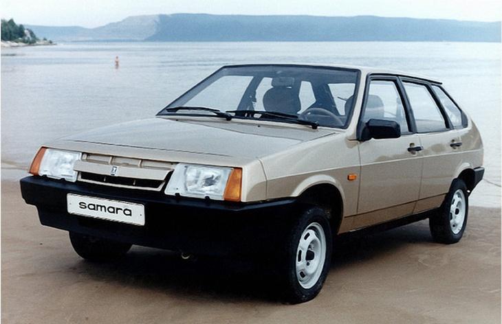 ВАЗ-2109 — история модели, фото, цены