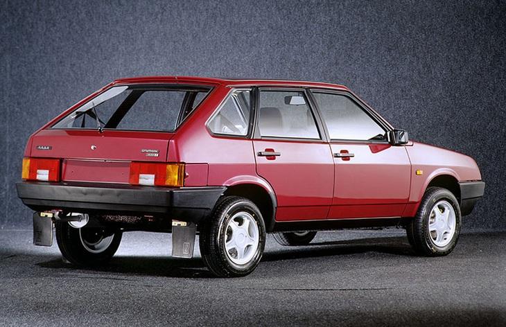 Хэтчбек ВАЗ-21093, 1990–2005