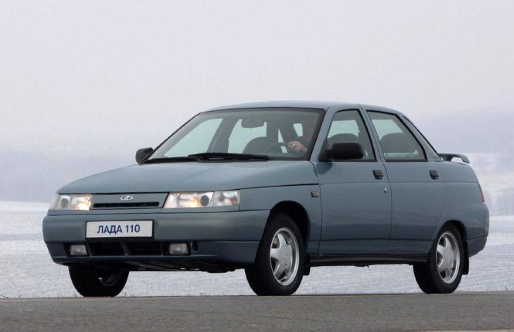 Седан ВАЗ-2110, 1995-2007