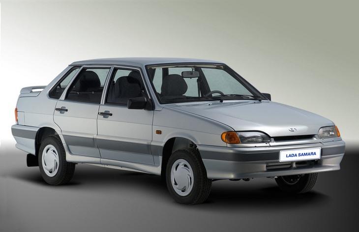Седан ВАЗ-2115 «Лада Самара 2», 1997–2012
