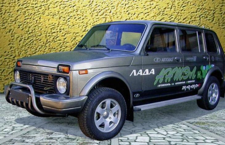 2107 фургон фото