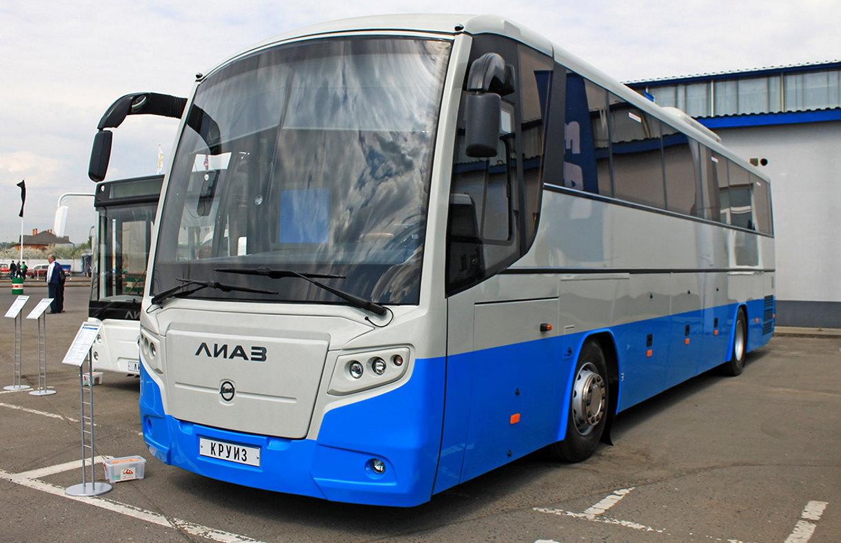 Автобус лиаз 4292 - 9b50