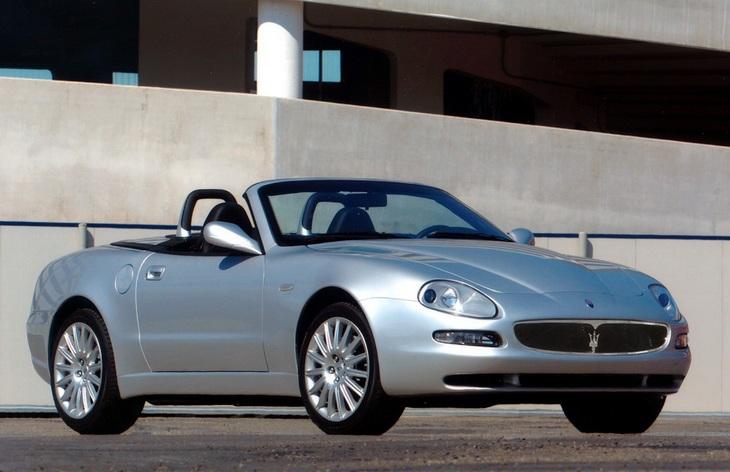 Maserati Spyder - каталог автомобилей - Wroom.ru