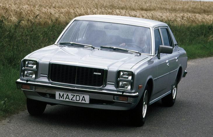 mazda luce 1980 поколение