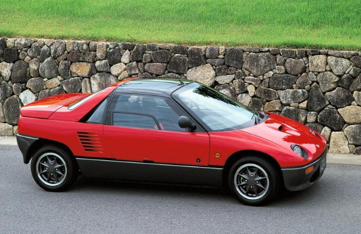 Купе Mazda Autozam AZ-1 (1992-1994)