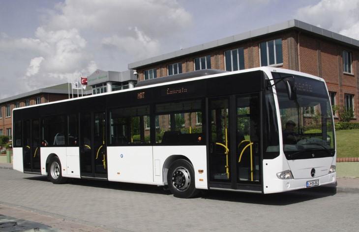 автобус мерседес бенц характеристика