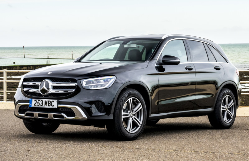 Кроссовер Mercedes-Benz GLC-класса