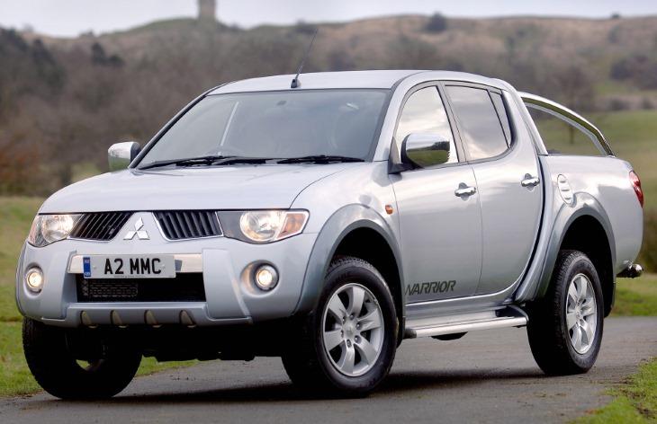 Mitsubishi l200 iv отзывы