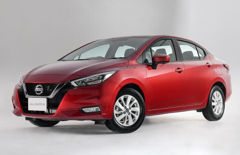 Седан Nissan Almera