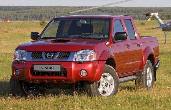 Пикап Nissan NP 300