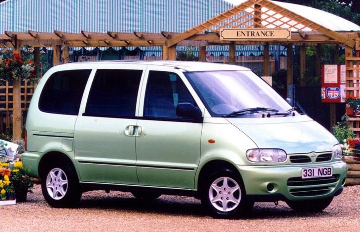 nissan сирена 1999 год