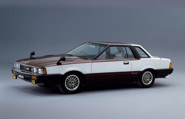 Nissan Silvia третьего поколения