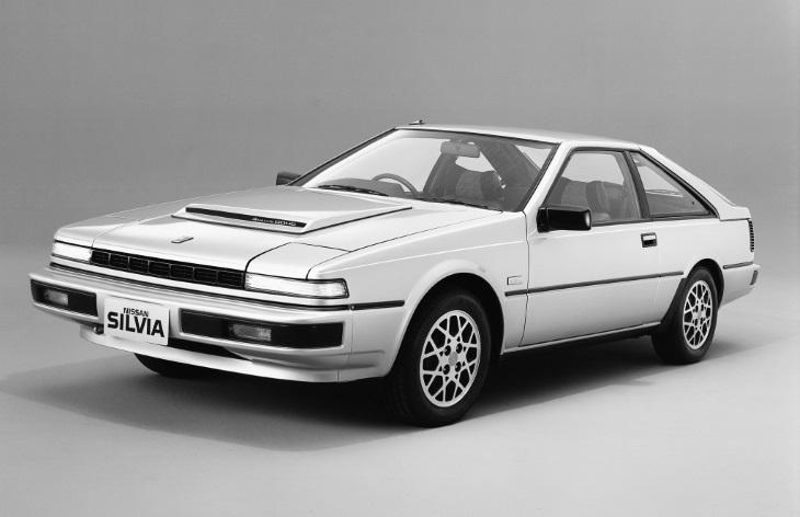 Nissan Silvia четвертого поколения