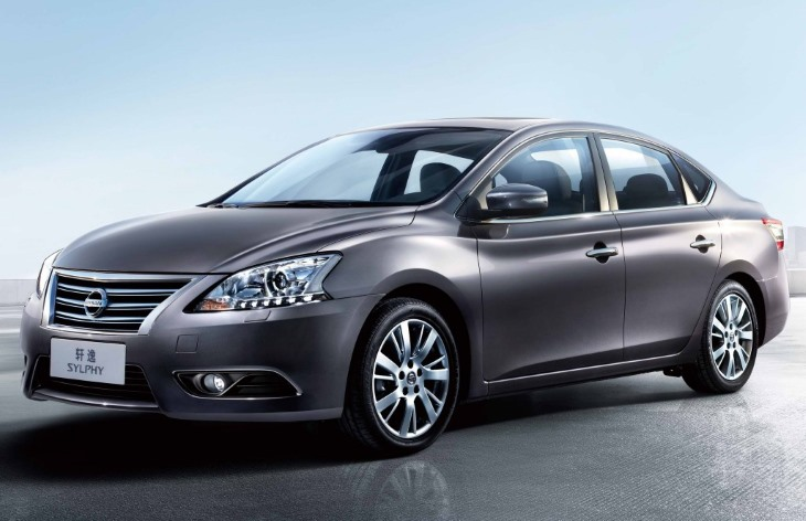 Седан Nissan Sylphy