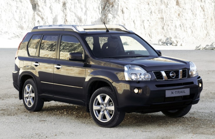 nissan x-trail второго поколения выпуска 2014 г.