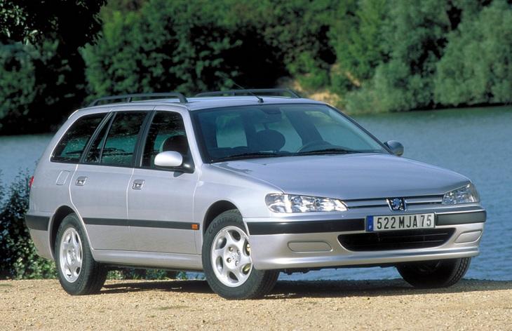 peugeot 406 1998г универсал