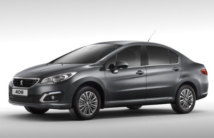 новый седан peugeot 408 2014 г. отзывы