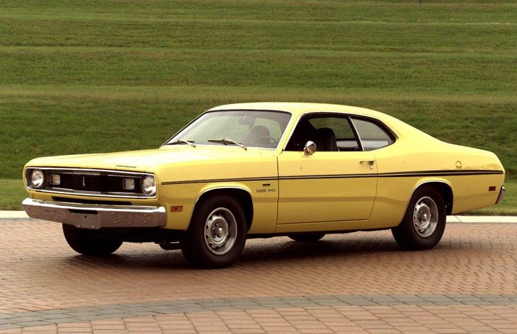 Купе Plymouth Duster, 1969