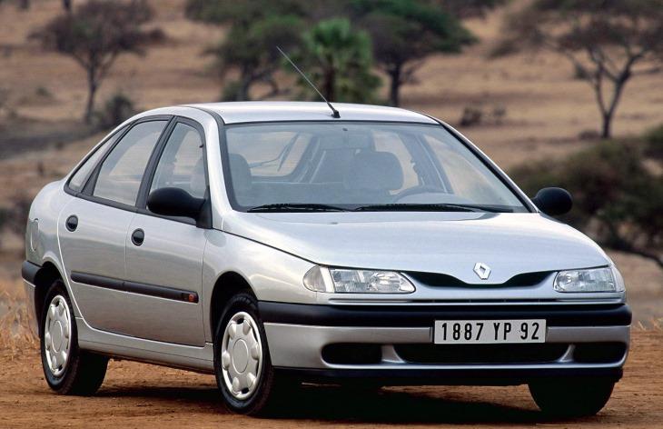 renault laguna 3 годы выпуска модели