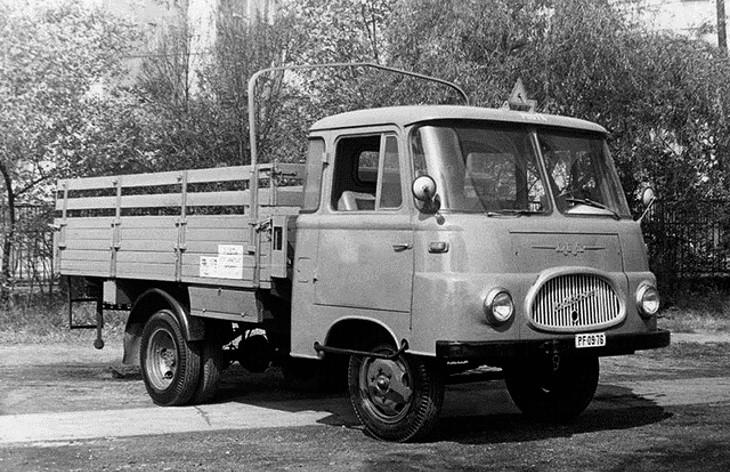 Грузовой автомобиль Robur LO