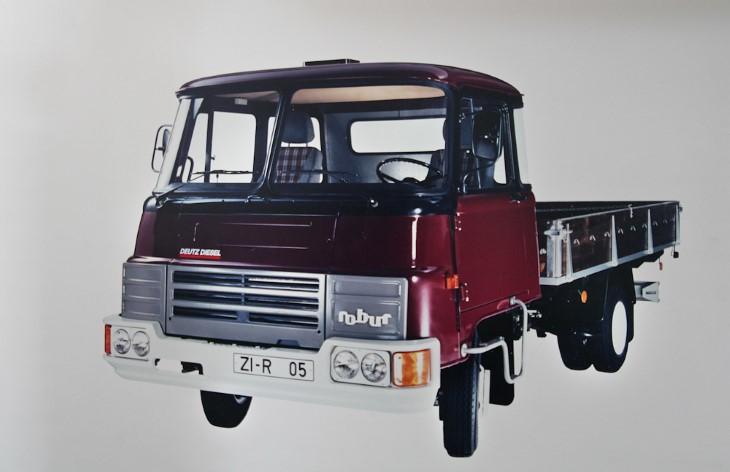 Грузовой автомобиль Robur LD 3004