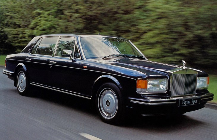Седан Rolls-Royce Flying Spur, 1994­-1995
