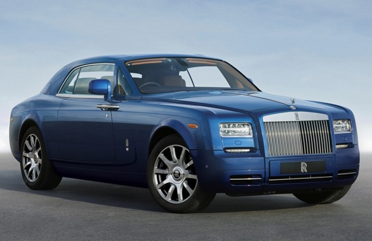 Купе Rolls-Royce Phantom Coupe
