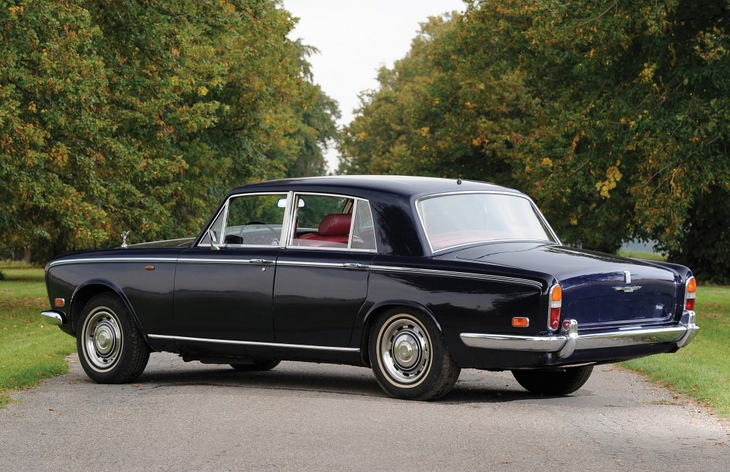Седан Rolls-Royce Silver Shadow, 1965–1977