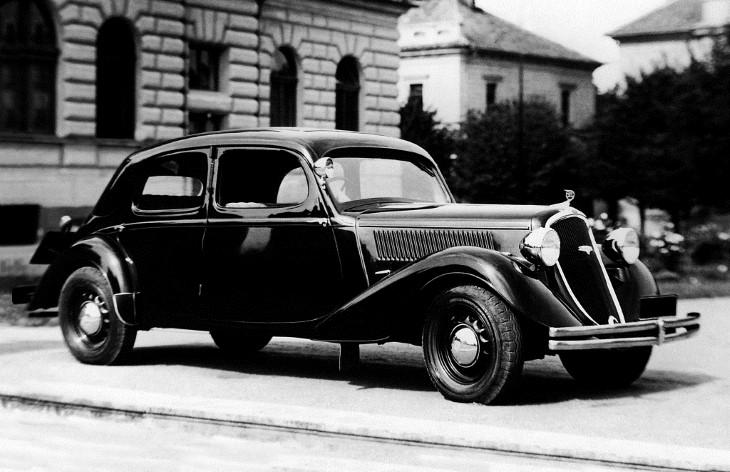 Skoda Superb первого поколения, 1934–1949