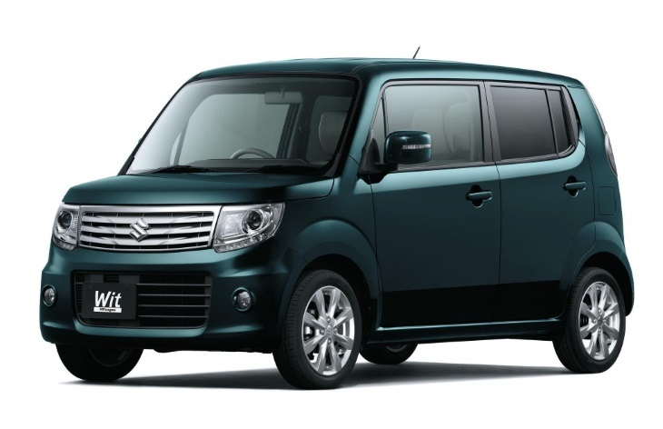 Хэтчбек Suzuki MR Wagon