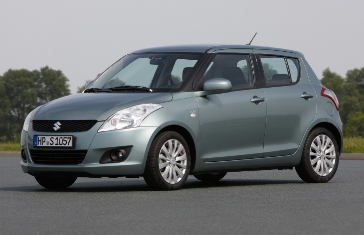 Хэтчбек Suzuki Swift