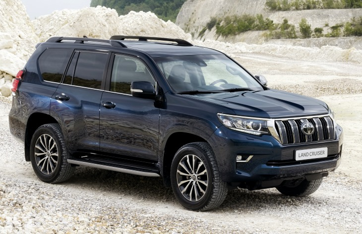 Внедорожник Toyota Land Cruiser Prado 150