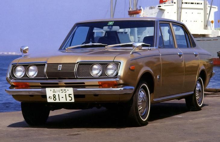 Тойота Марк II — история модели, фото, цены