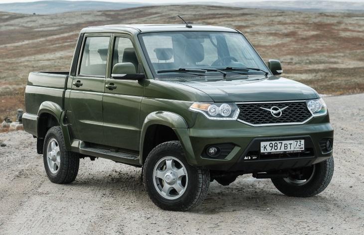УАЗ наладит сборку авто вКазахстане