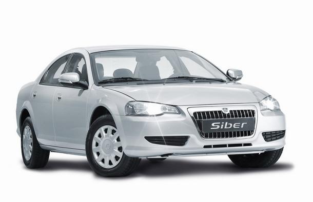 Автомобиль ГАЗ Volga Siber.