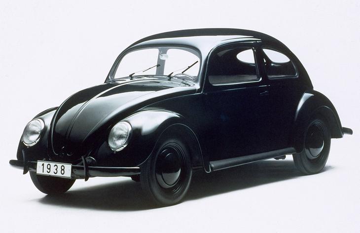 Volkswagen Type 1, 1938