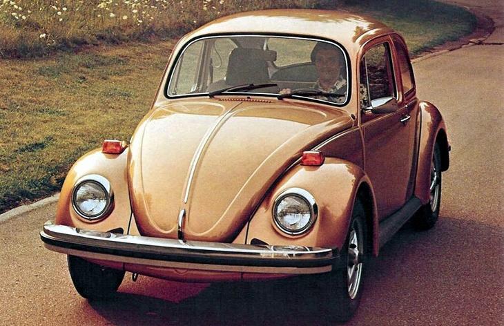 Volkswagen Beetle, 1976