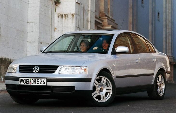 Volkswagen passat фото 9