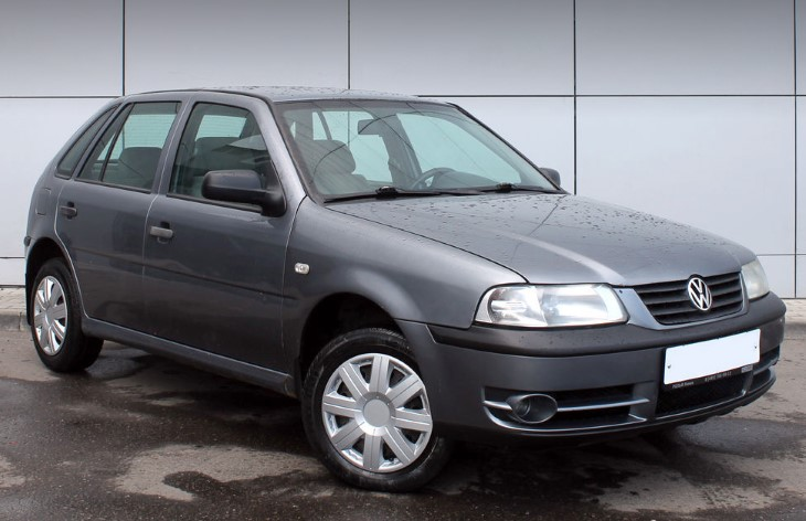 Хэтчбек Volkswagen Pointer, 2004­-2006
