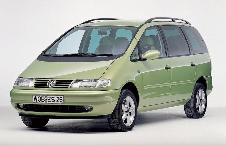 Volkswagen sharan фото 3
