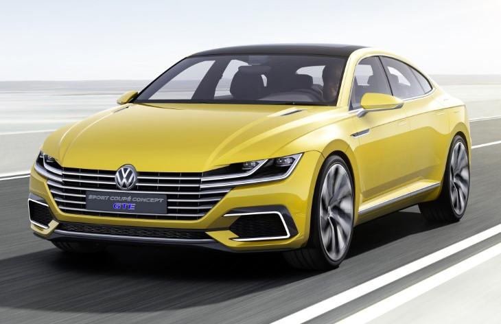 концепт кар 2014 фольксваген купе