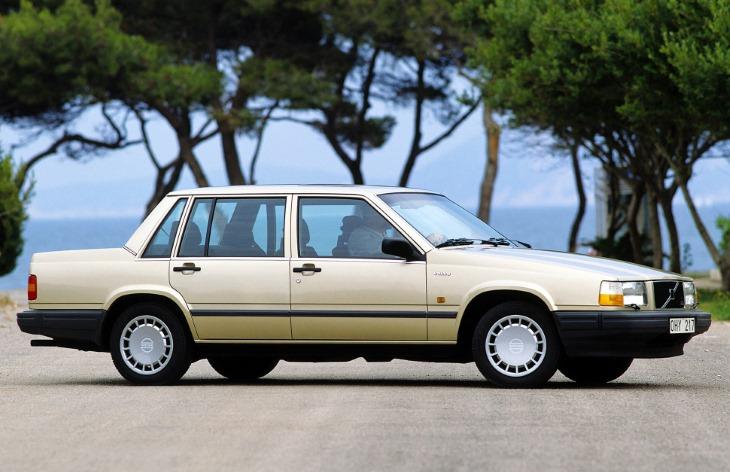 вольво 740 1993 года характеристика